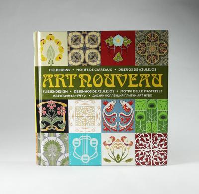 Buchempfehlung von Mosaico Zementfliesen - Art Nouveau